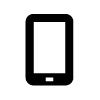 Icon eines Smartphones.